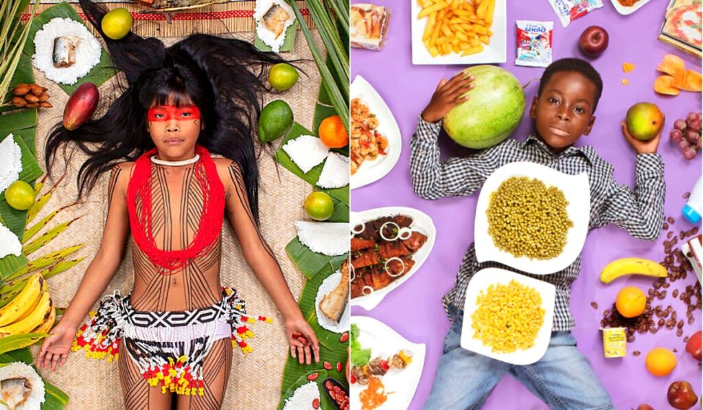healthoftheday Kids' Diets From Around The World Reveal Huge Differences